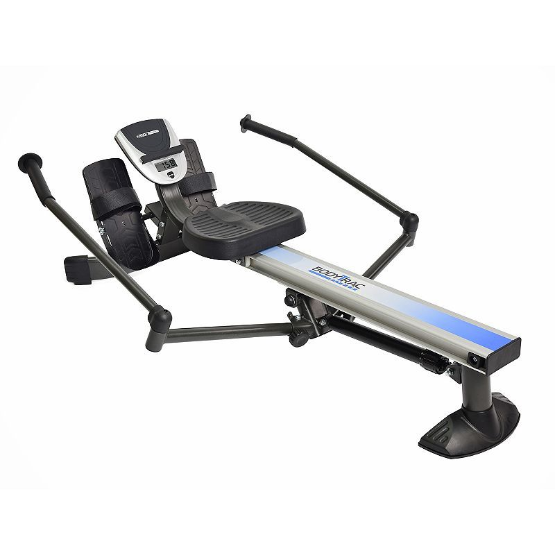 Stamina Bodytrac Glider 1060 Rower Cardiovascular Training Rowing Machines Cardio