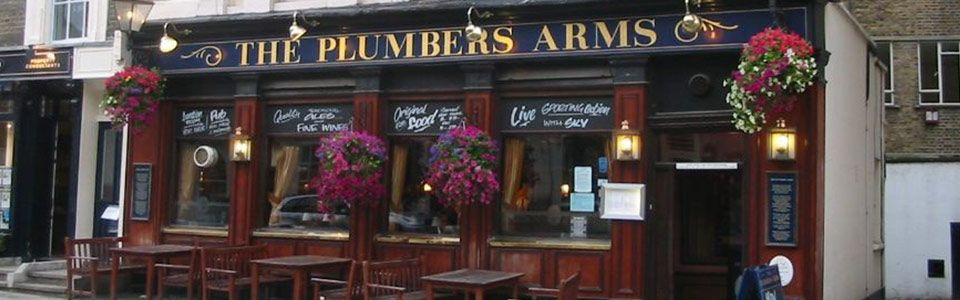 Plumbers Arms Is A Traditional Pub Restaurant In Belgravia Taylor Walker Pubs Pub London Pubs Plumber