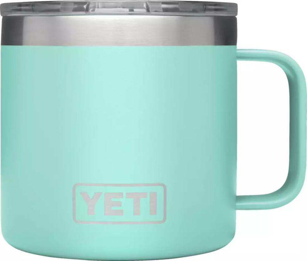 YETI 14 oz. Rambler Mug in 2020 Yeti rambler, Yeti