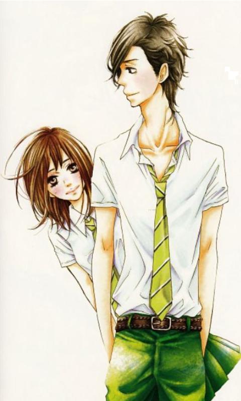 mei and yamato Say i love you, Manga love, Yamato kurosawa