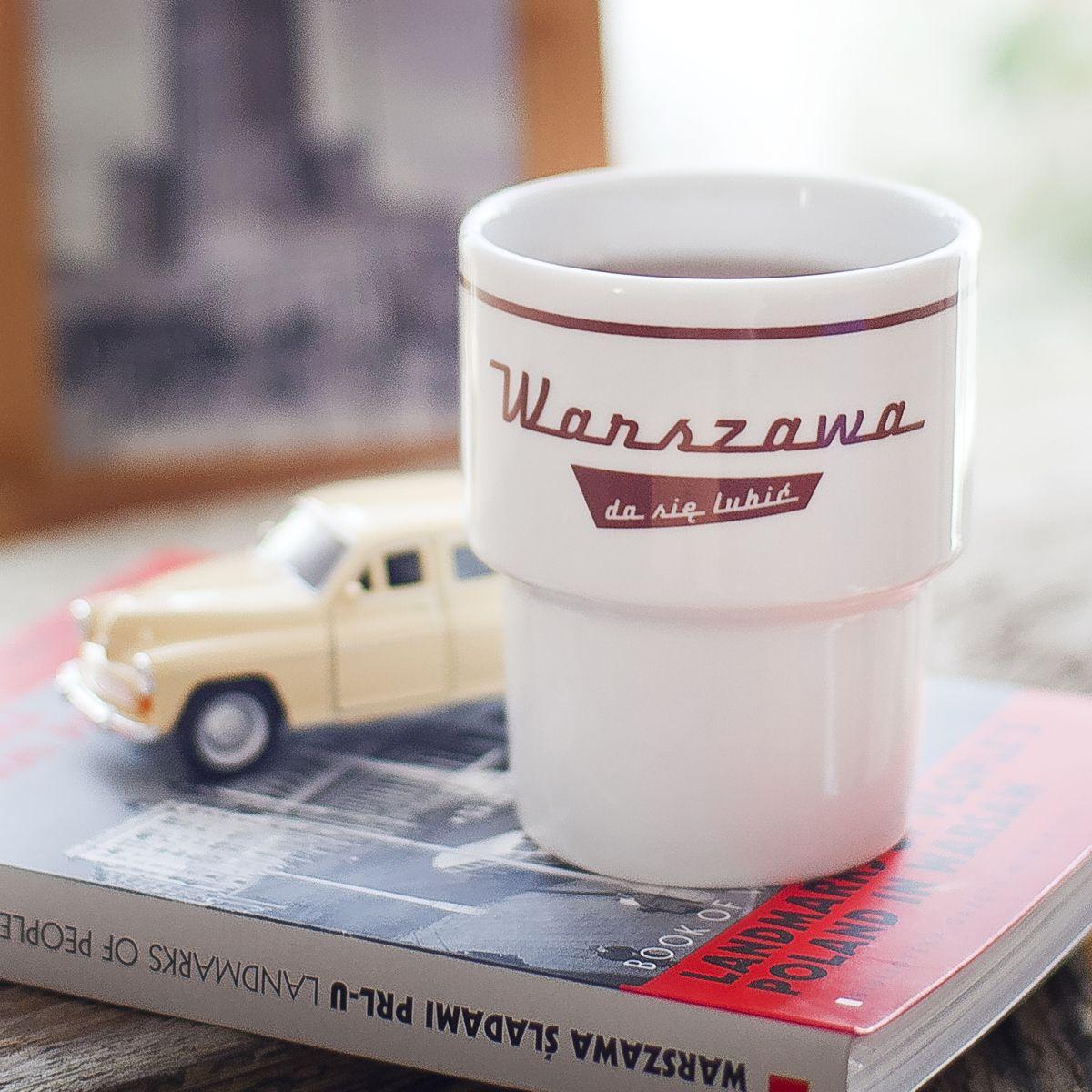 Warszawa Da Sie Lubic Glassware Tableware Mugs