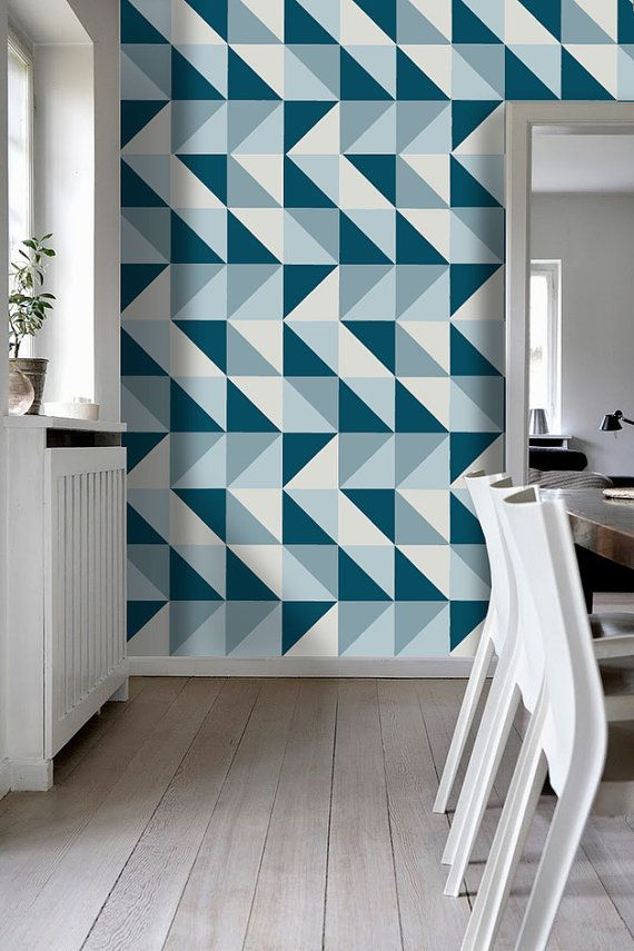 Tile Decal Carrelage Adhesif Fliesenaufkleber Tile Stickers - Blue-bathroom-tile-stickers