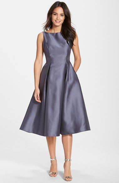 Silver Or Gray Mother Of The Bride Dresses Flattering