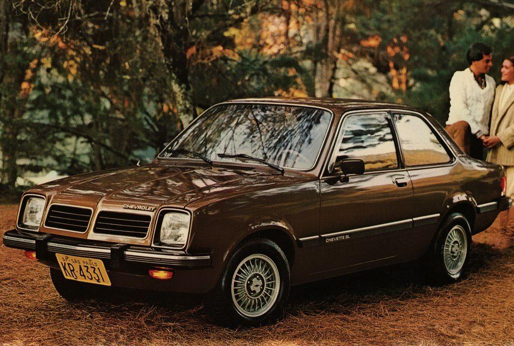 Chevrolet Chevette Brazil 1981 | Fierros | Pinterest | Chevrolet ...