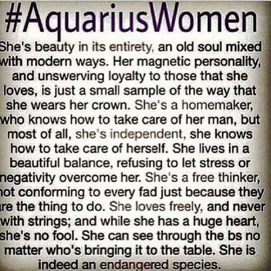 Aquarius Woman Birthday Memes Aquarius Quotes Aquarius Truths
