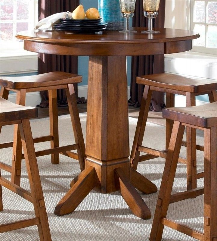 Tall Pub Table And Chairs   Foter
