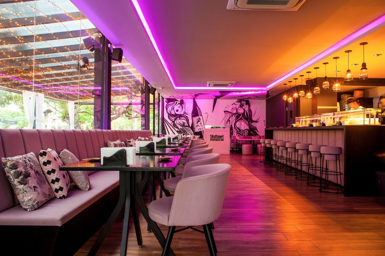 Noma Sushi Jurere Internacional Restaurant In Florianopolis Brazil