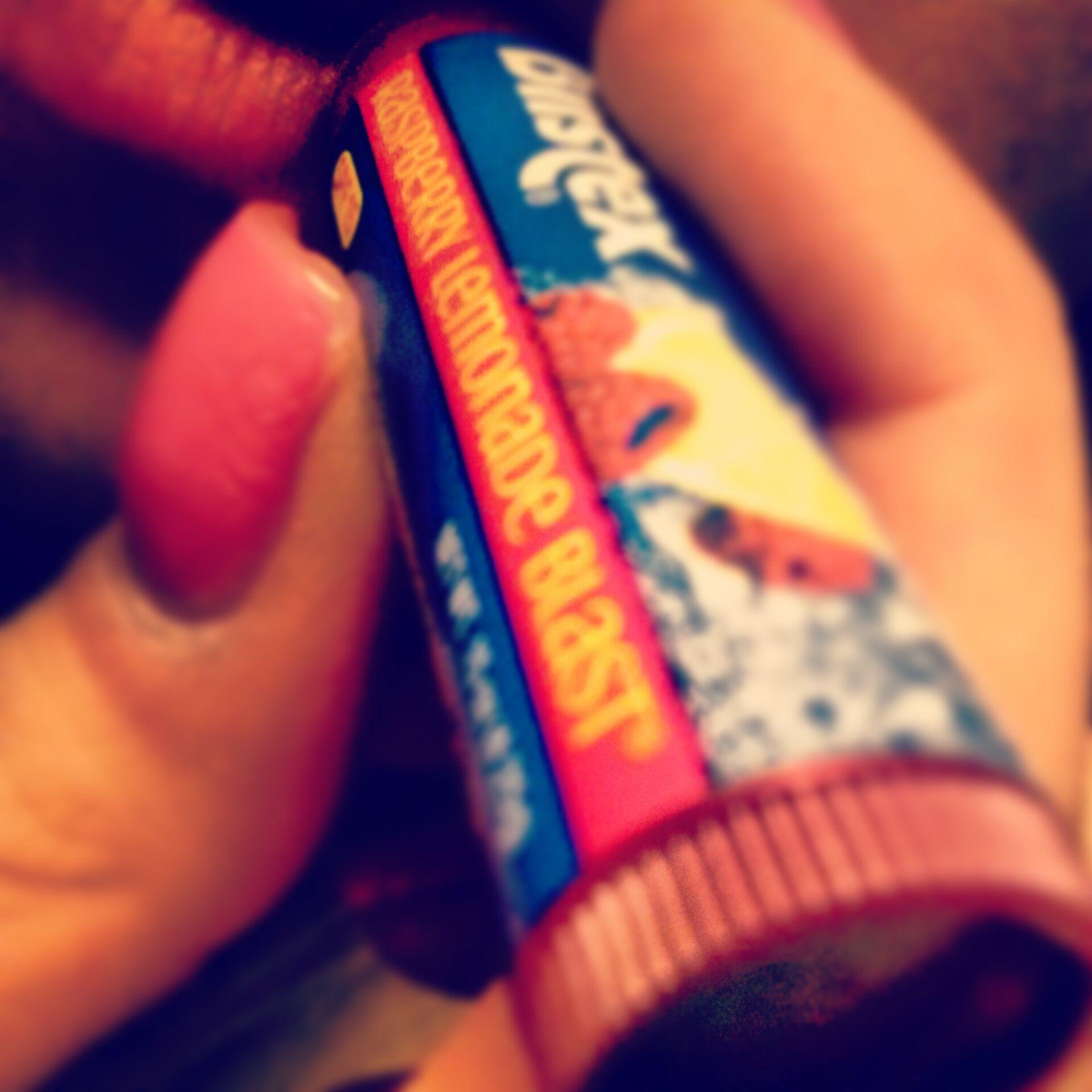 my favorite #chapstick