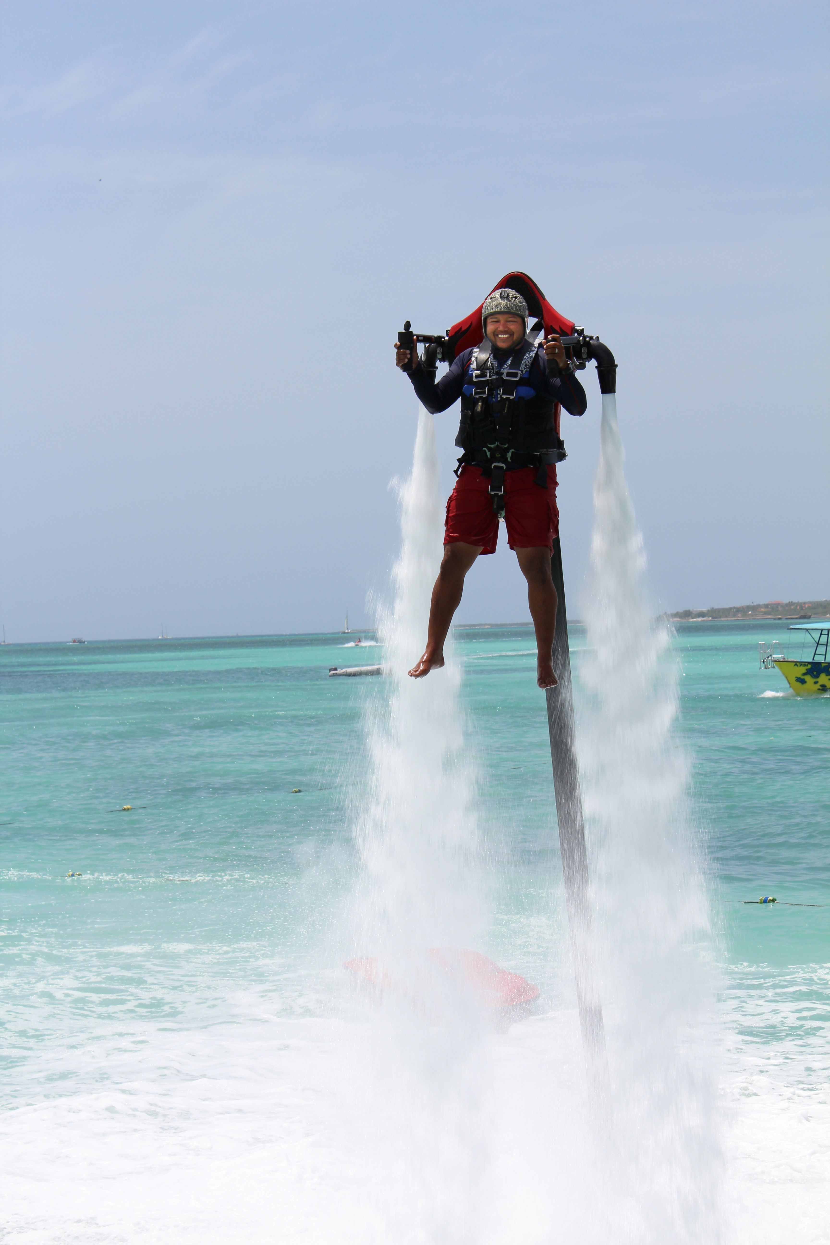 Jetlev Incredible Flying Experience