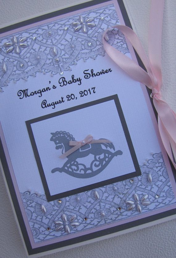 Our rocking horse photo album is a lovely beaded personalized baby our rocking horse photo album is a lovely beaded personalized baby gift that will be a treasured keepsake heirloom the petite size album holds a s negle Gallery