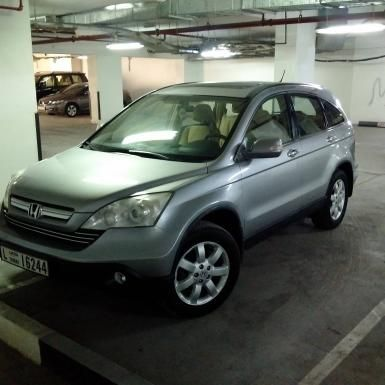 Honda Crv With Service History At Honda Car Ads Autodeal Ae