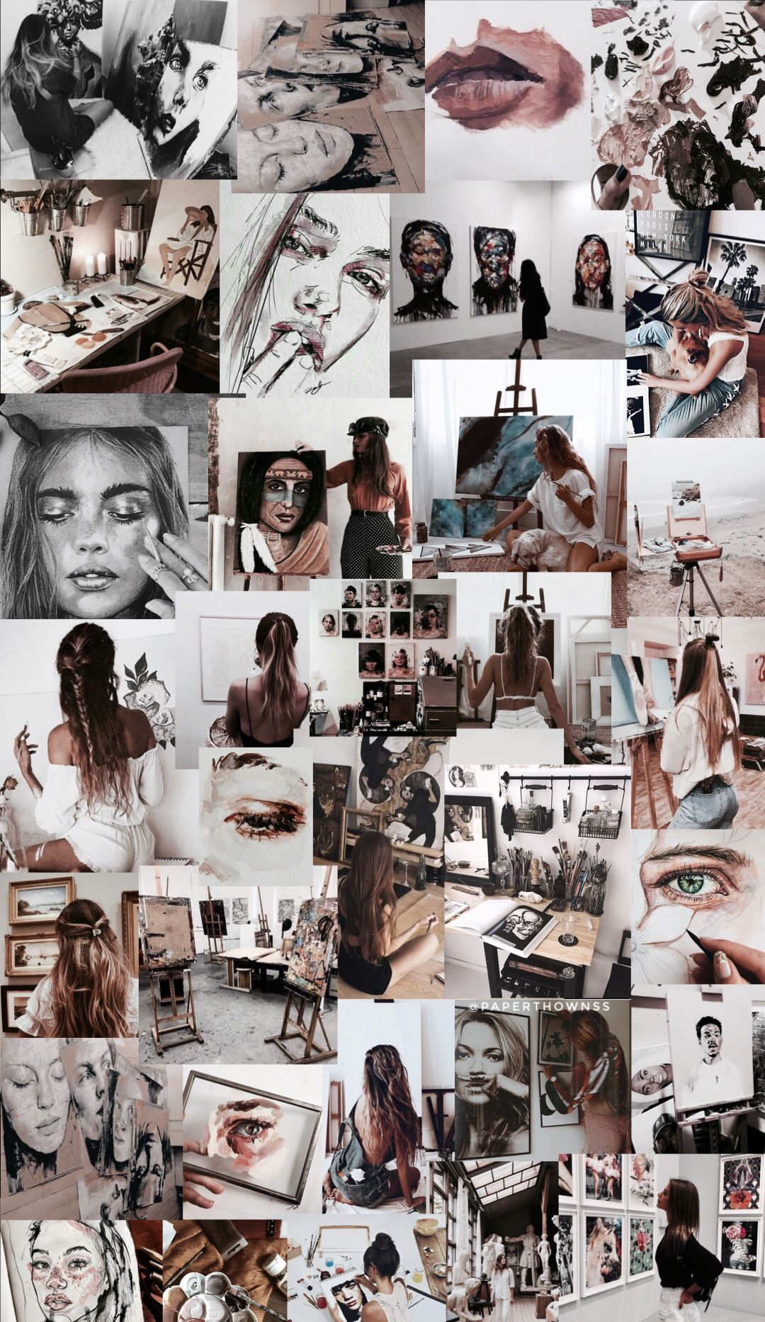 Collageart Collage Wallpapers Wallpaper Love Paperthownss Art Artsy Mood Achtergronden Achtergrond Coole Achtergronden