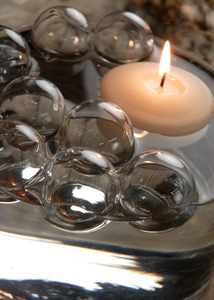 Decorative Glass Balls For Bowls Floating Glass Balls  Pack Of 24  Joey & Courtney's Wedding