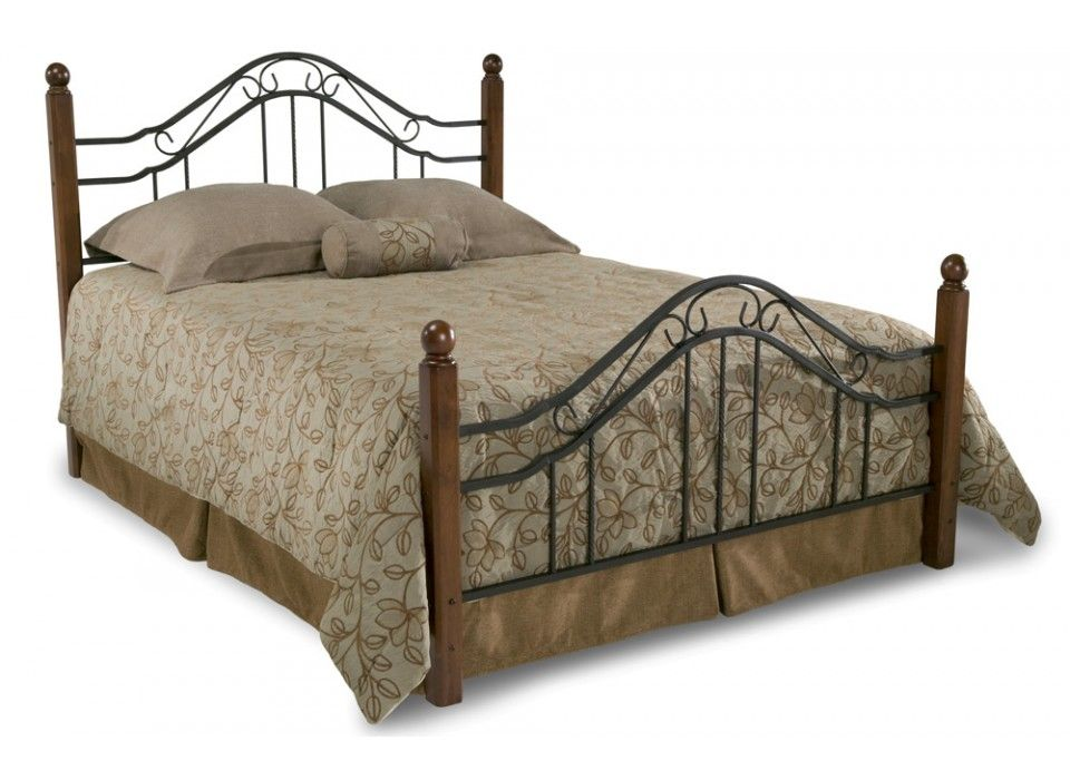 Madison Queen Bed | Metal beds, Queen size and Furniture collection