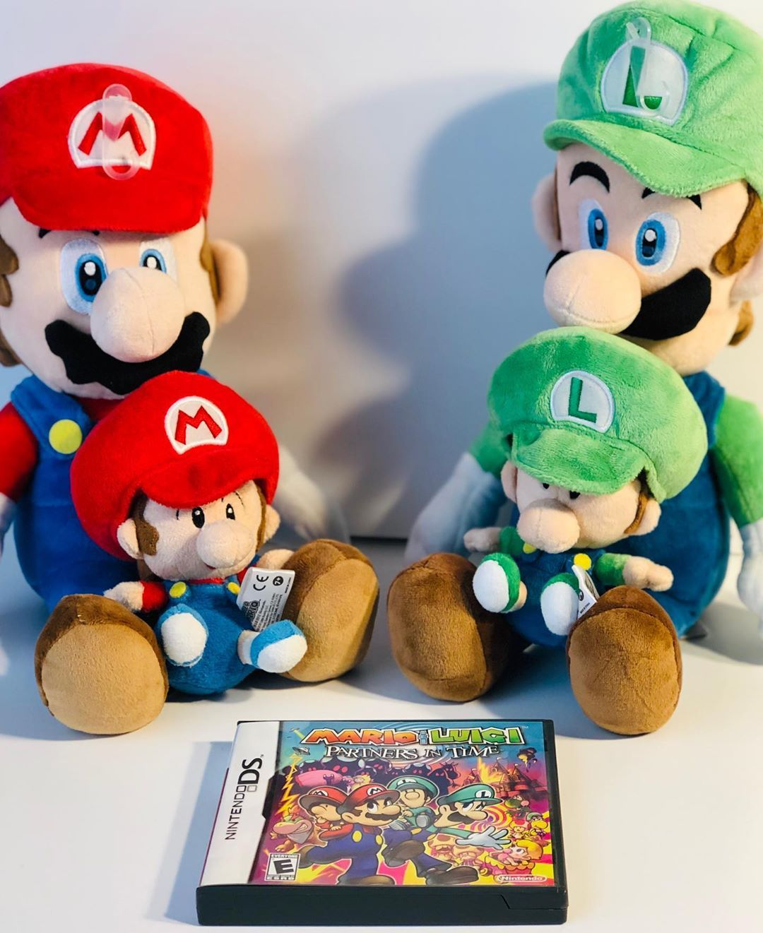 Happy Mario Monday Everyone Today We Have Mario Luigi Partners