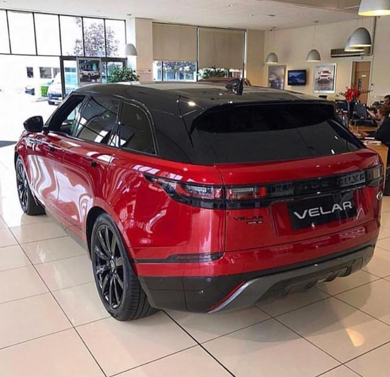 RangeRover Velar SportsUtilityVehicles Lux cars, Land