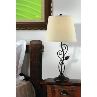 Andover Mills Melmore 25 75 Quot Table Lamp Bronze Table Lamp