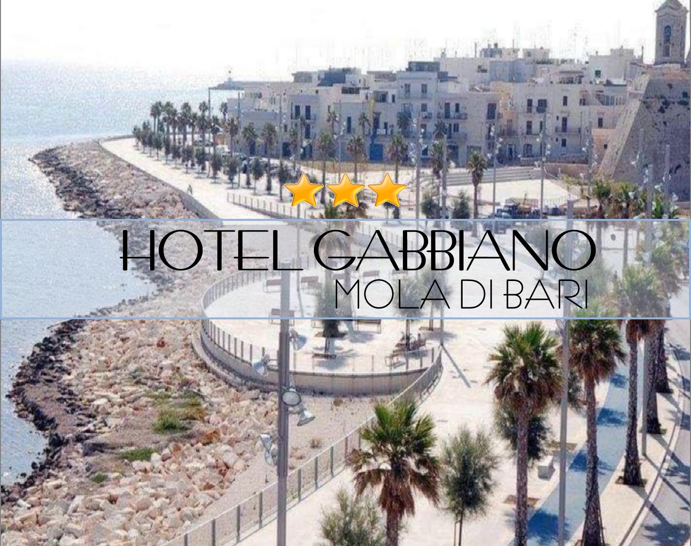 info e prenotazioni: info@hotelgabbiano.biz Tel. / fax 080 473 34 41 / 080 473 23 31 Viale Piero Delfino Pesce, 24 - 70042 Mola di Bari (BA) VIsitaci su: WWW.HOTELGABBIANO.BIZ #HOTELGABBIANO #MOLADIBARI #PUGLIA #HOTELROOMS #TOURISM #INSTATRAVEL #HOLIDAY #VACATION #TRAVEL #SEA #SUN #RELAX