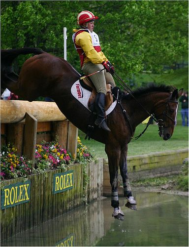Rolex 3 Day Event cross-country Lexington, KY www.thebionicstore ...