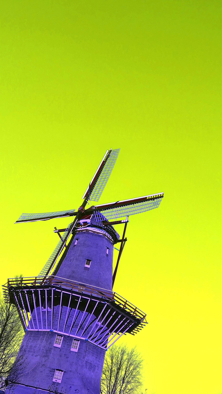 #amsterdam, #netherlands, #holland, #windmill, #scenic, #photography, #iphone6s, #photom75