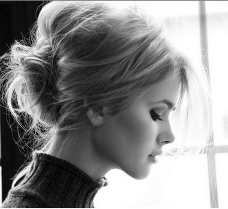 A 1960s Inspired Hairstyle For Your Formal Holiday Dinner Hair