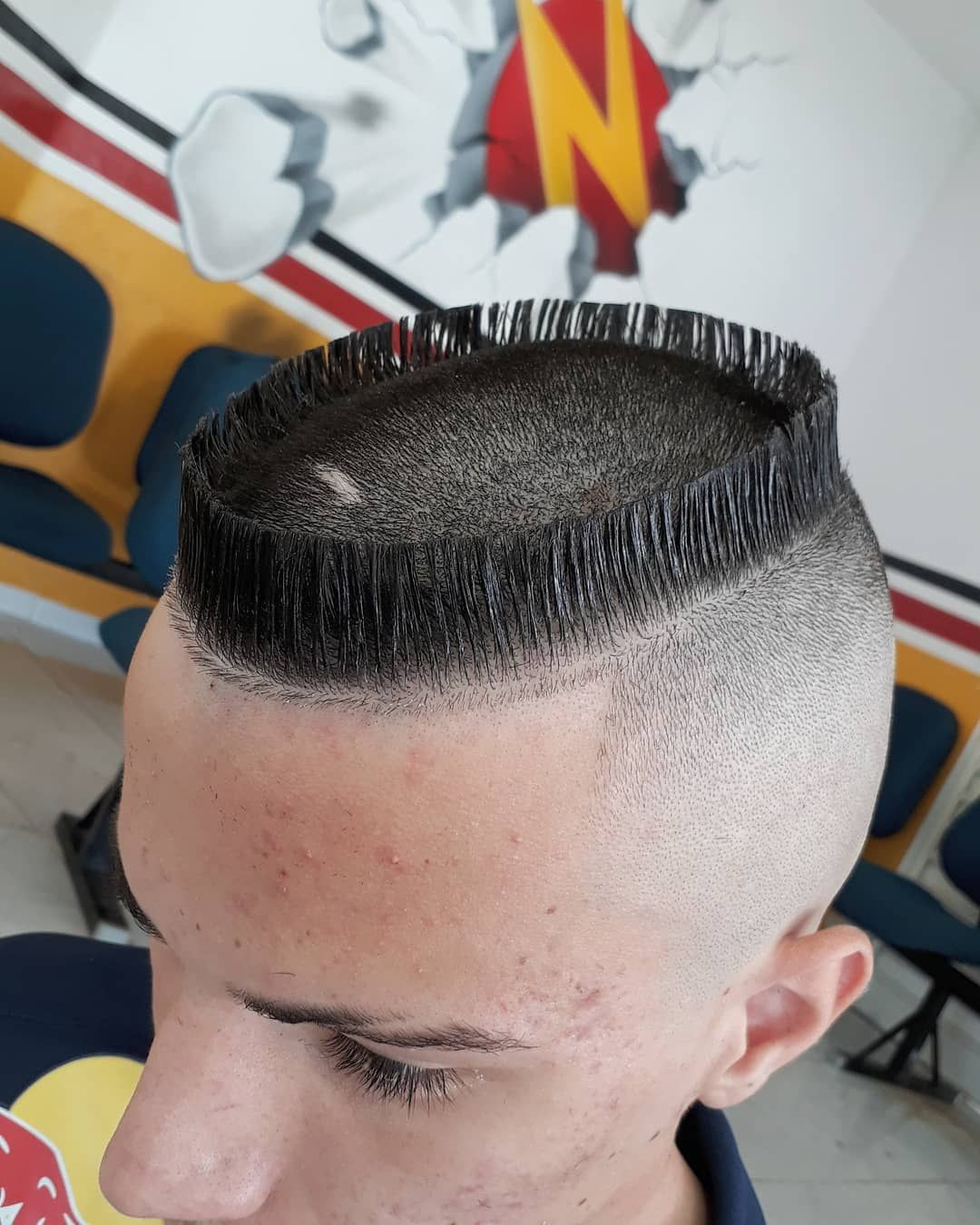 Pin On Flat Top Haircut