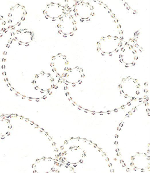 Patrones de tarjetas bordadas a mano - Imagui | Mostacillas, gemas ...