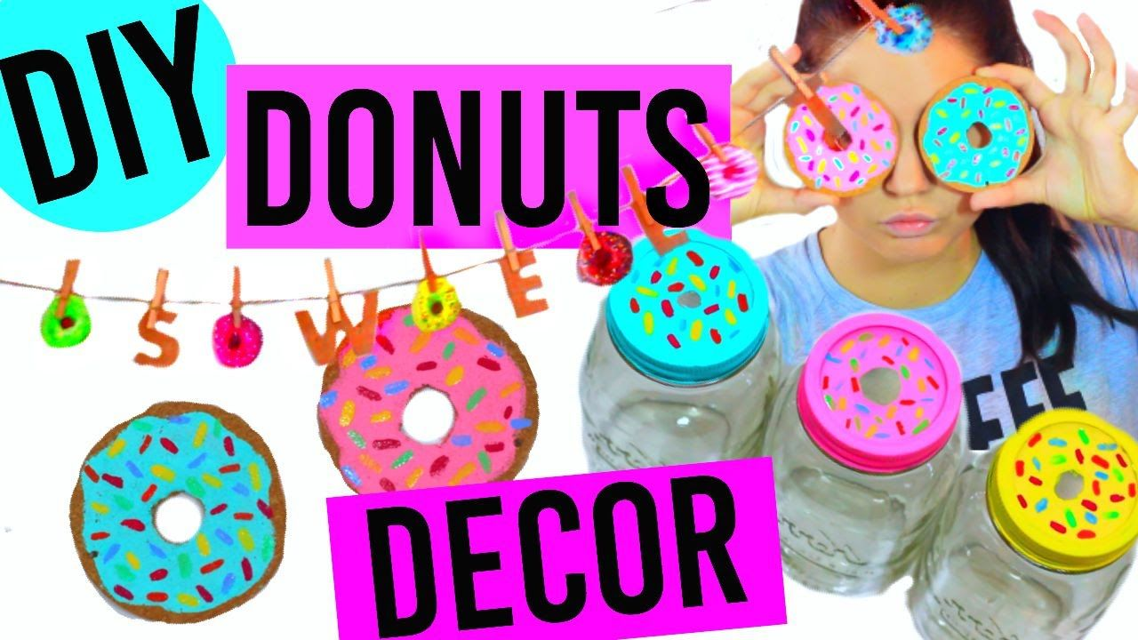 Cute diy room decor pinterest donut lovers how cute are these diy coasters mason jars and