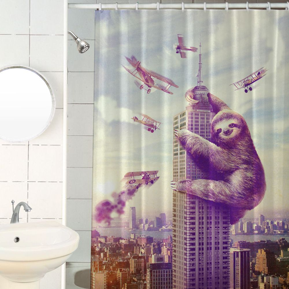 Cool shower curtains for kids - Cool Shower Curtains For Kids 17 Best Images About Totally Awesome Shower Curtains On Pinterest
