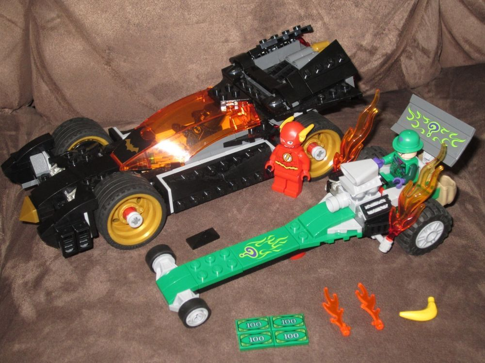 Details about LEGO 76012 Batman Riddler Chase