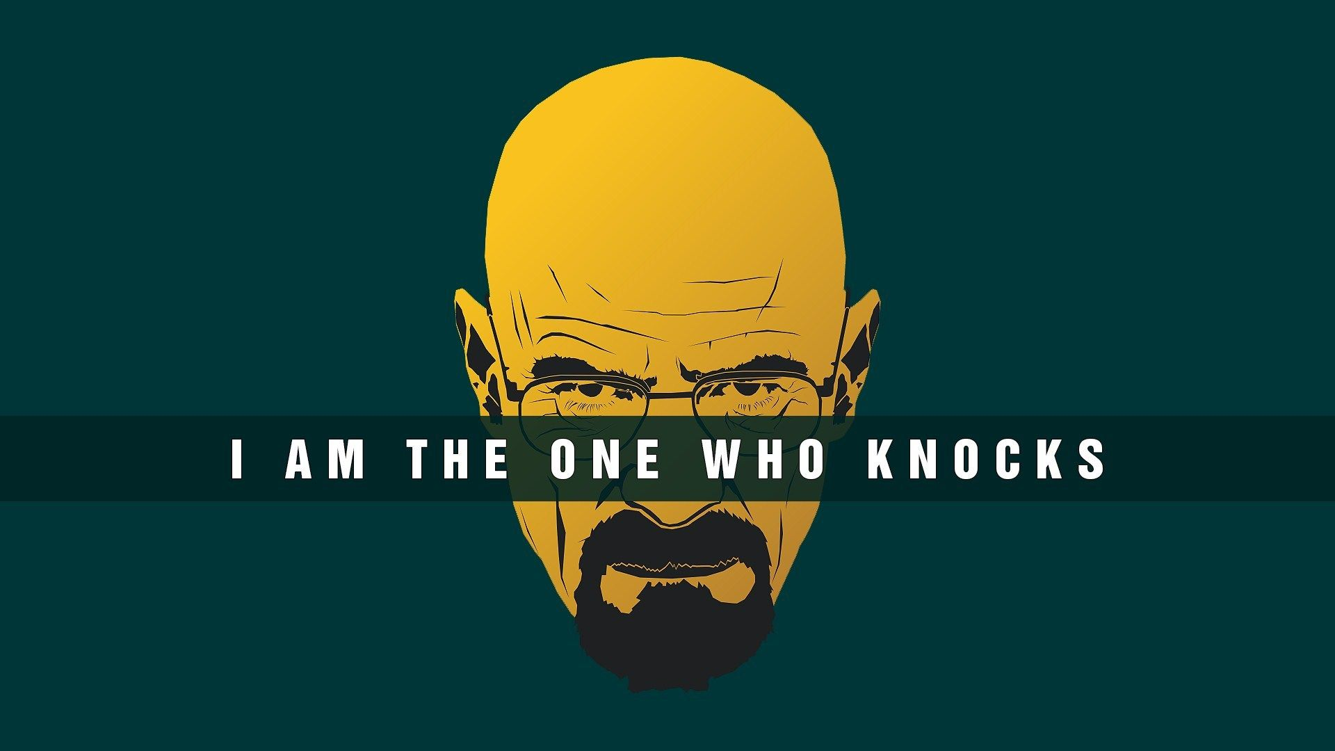 Minimalist Breaking Bad Wallpaper With Images Minimalist