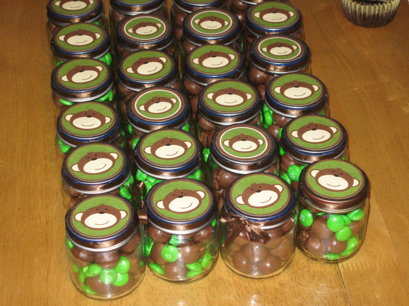 Baby shower themes recycled baby food jars turned party favor baby shower themes recycled baby food jars turned party favor thanks crafto solutioingenieria Choice Image
