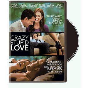 Crazy Stupid Love Dvd Walmart Com Crazy Stupid Love Stupid Love Crazy Stupid
