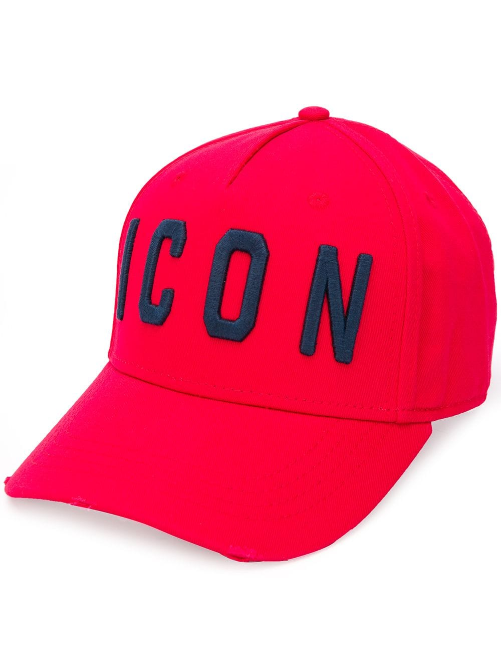 40fc74fc0 DSQUARED2 DSQUARED2 LOGO EMBROIDERED CAP - ROT. #dsquared2 ...