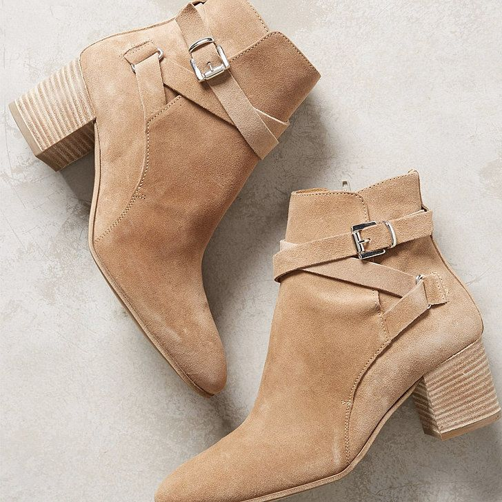2f1e64080 50 Chic Ankle Boots That Go With Just About Everything | Shoes ...