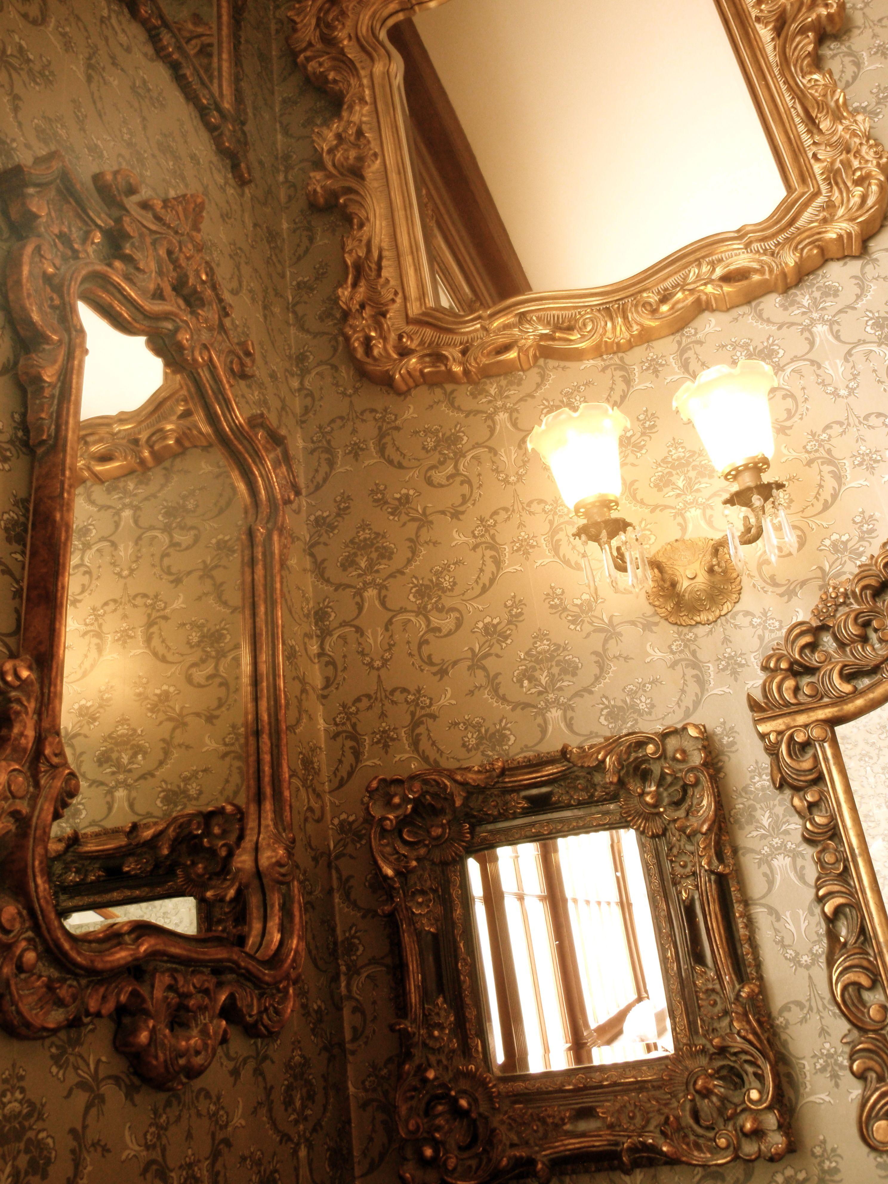 Mirrors- Stanley Hotel Estes Park