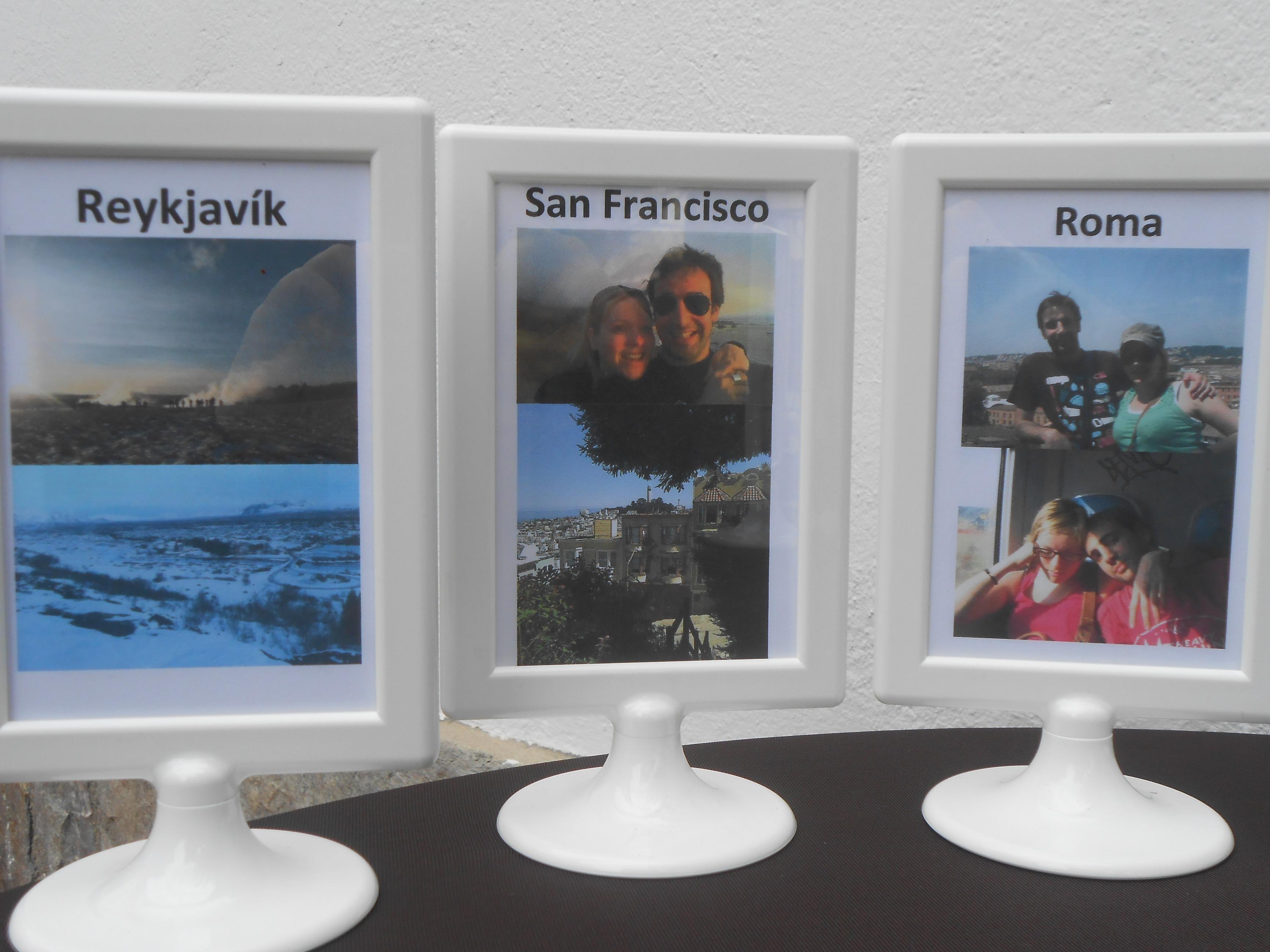 Senyalitzadors temàtic de ciutats. www.eventosycompromiso.com