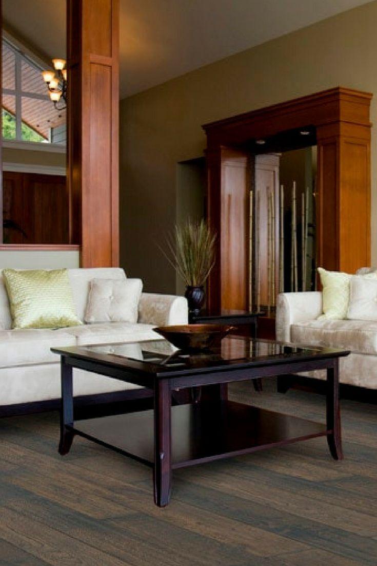 Hardwood handscraped tropical collection hardwood flooring