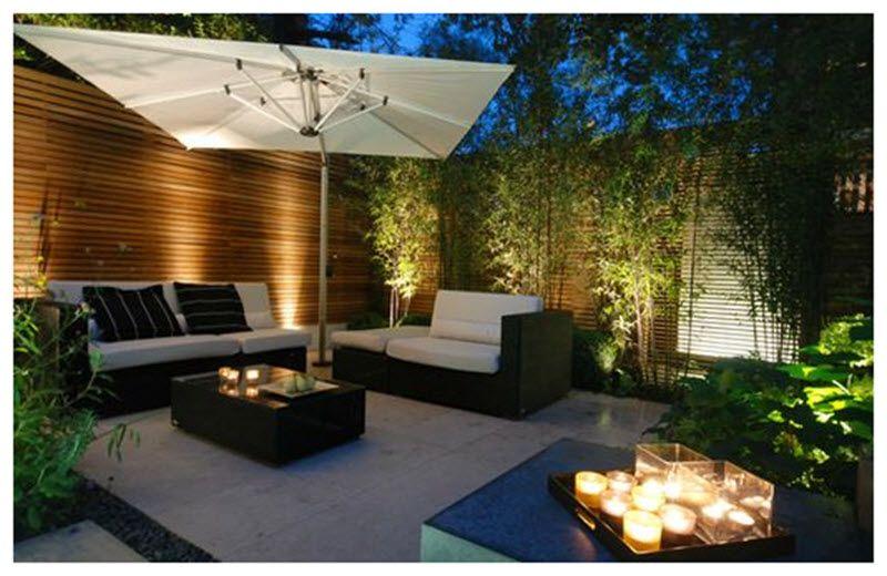 Outdoor Living Space Ideas Uk | Patio garden design, Home ...