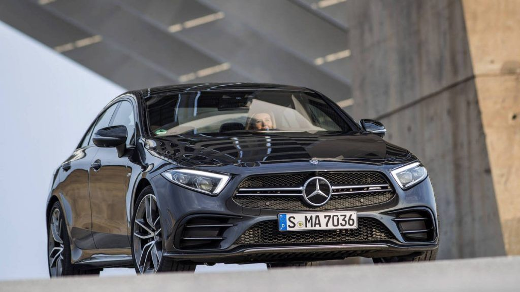 Best 2019 Mercedes Benz Cls400 Price Release Car 2019