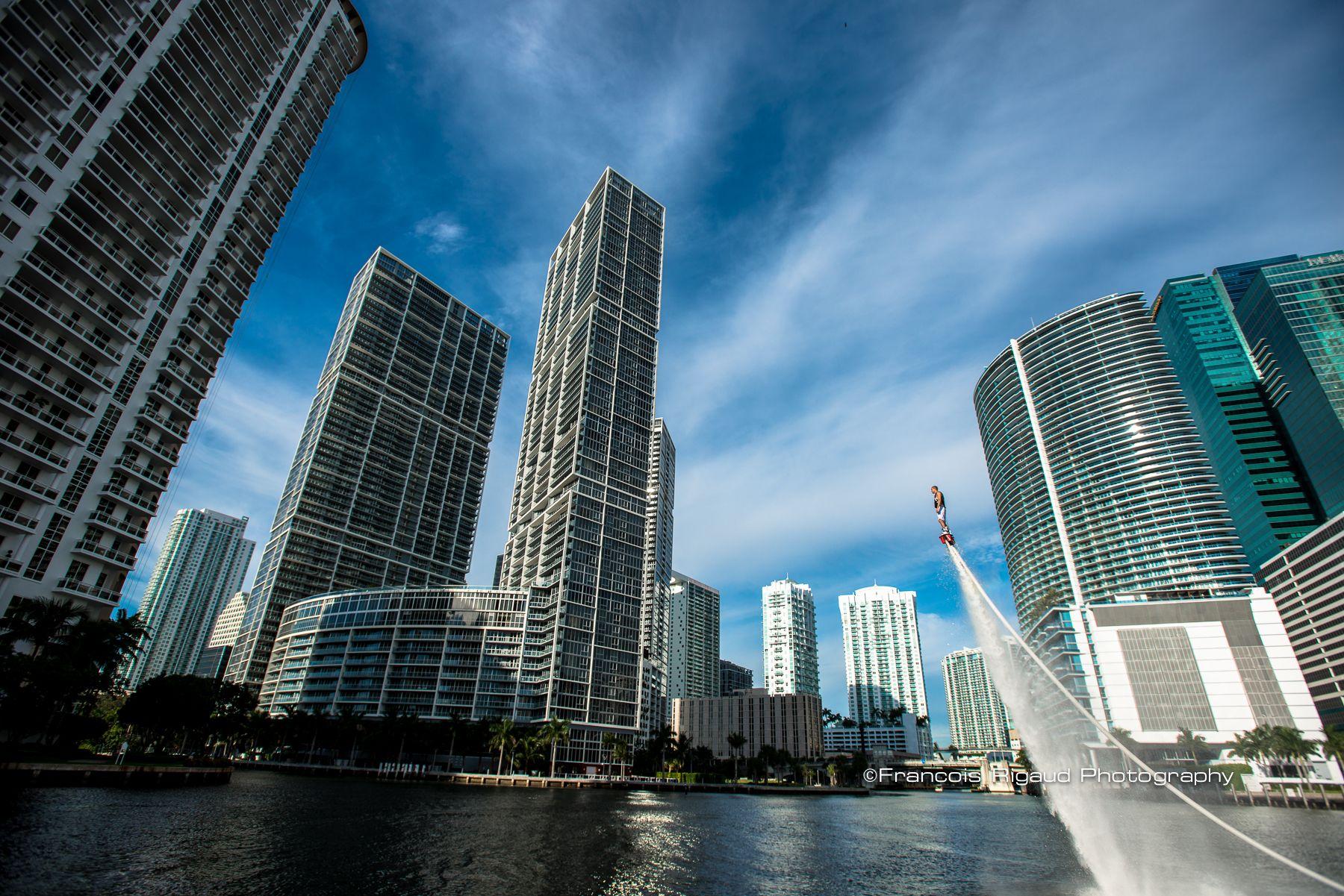 Flyboarding in Miami !