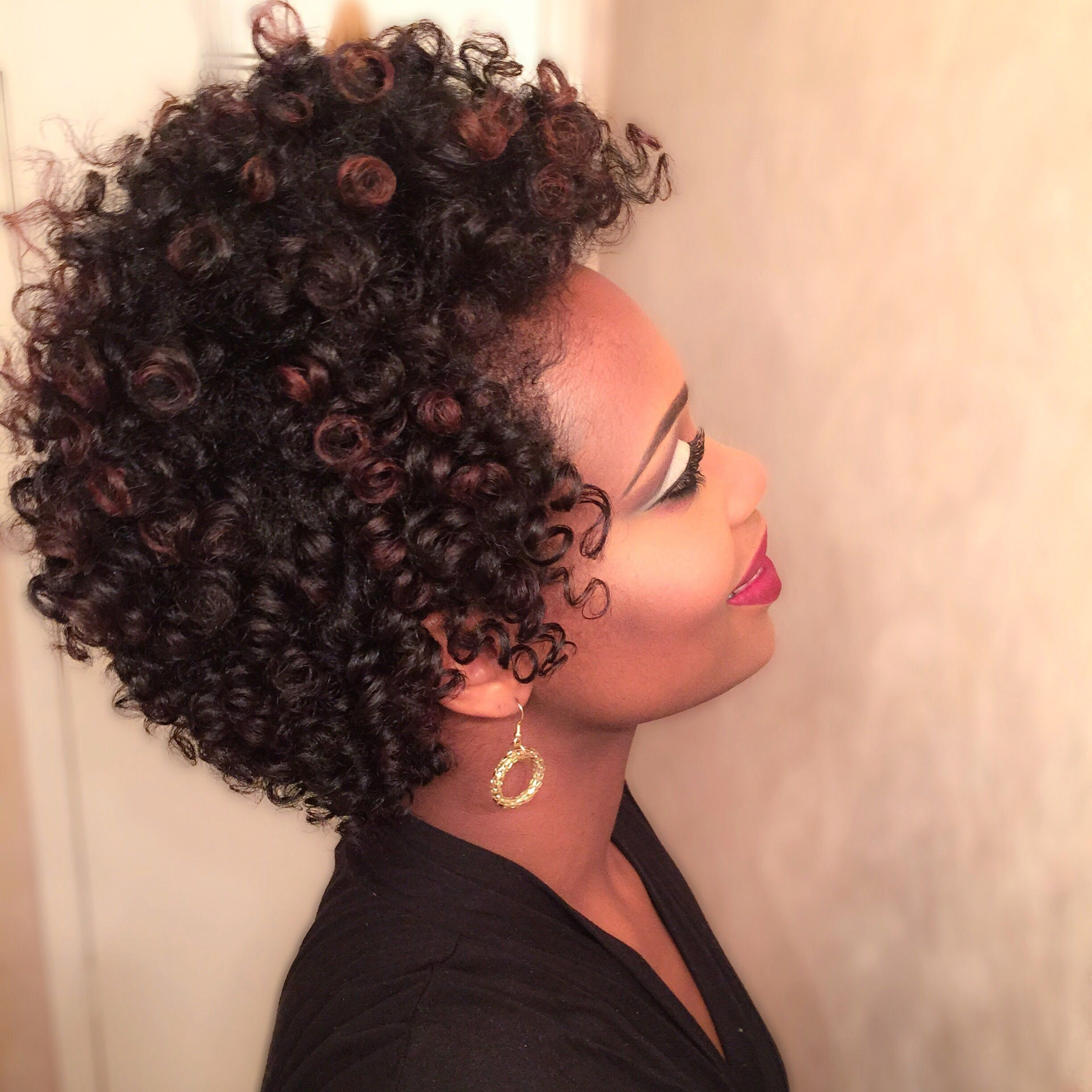 Magnificent 1000 Images About Natural Hair On Pinterest Short Hairstyles Gunalazisus