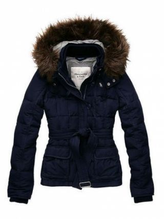 abercrombie and fitch coats