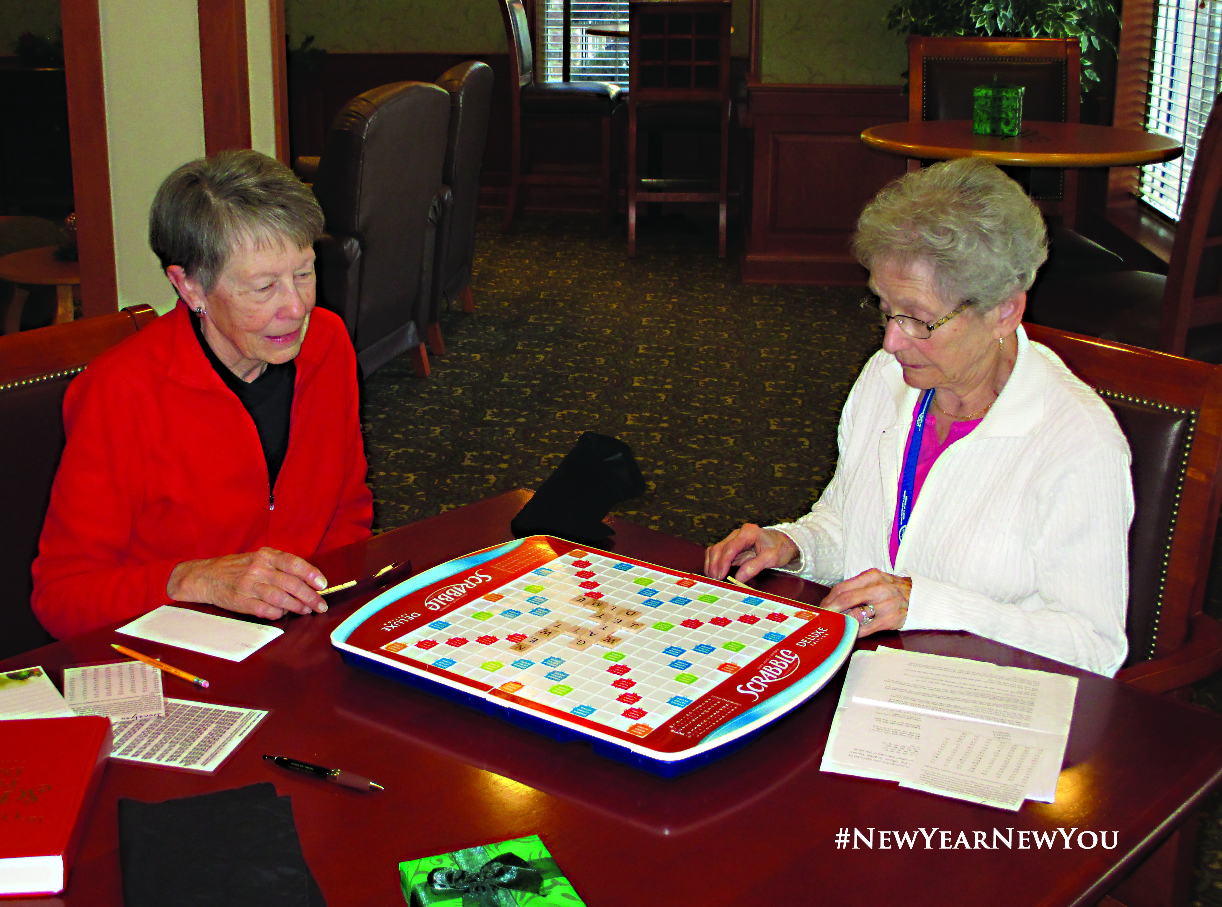 Board Games Like Scrabble Are Ways To Improve Mental