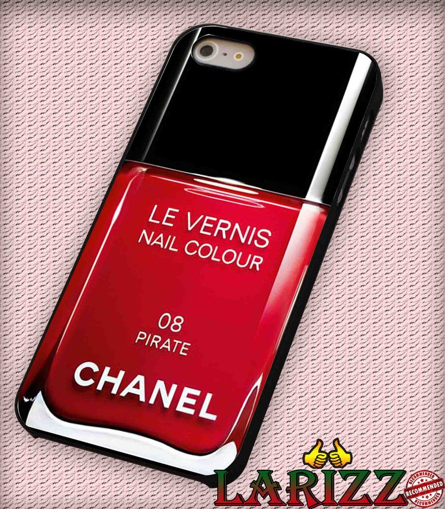 chanel nail polish for iPhone 4/4s, iPhone 5/5S/5C/6/6 , Samsung S3 ...