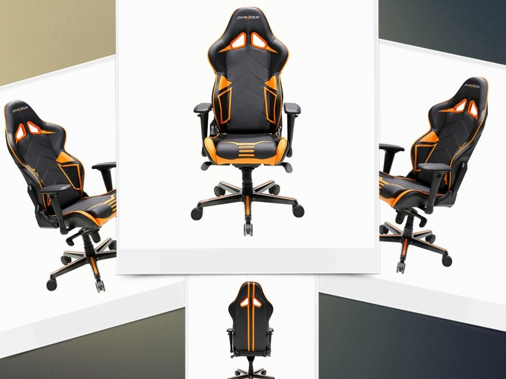 Dxracer special design cool gaming chairart media