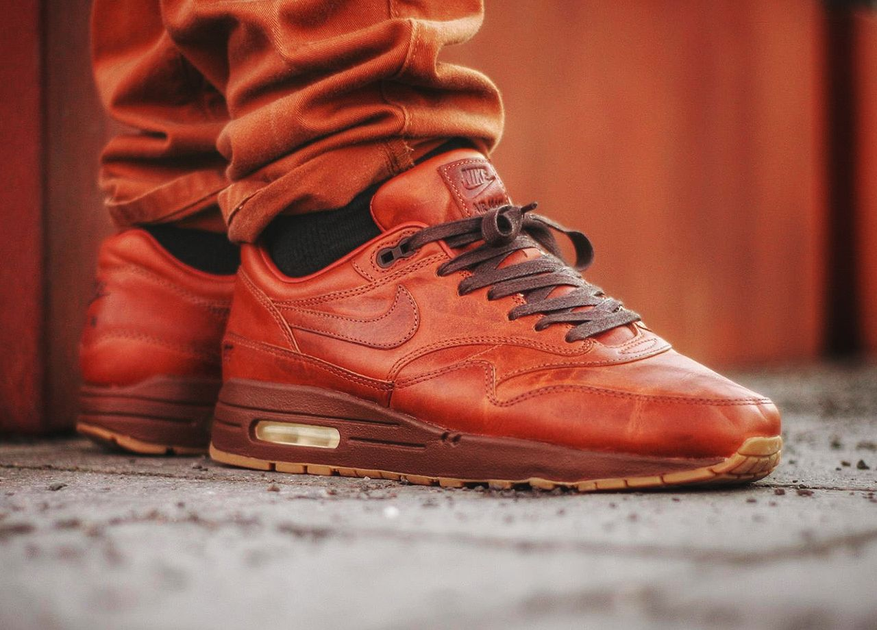 offer discounts many fashionable new images of Nike ID Air Max 1 Will Leather Goods (by pinnitoriginals ...