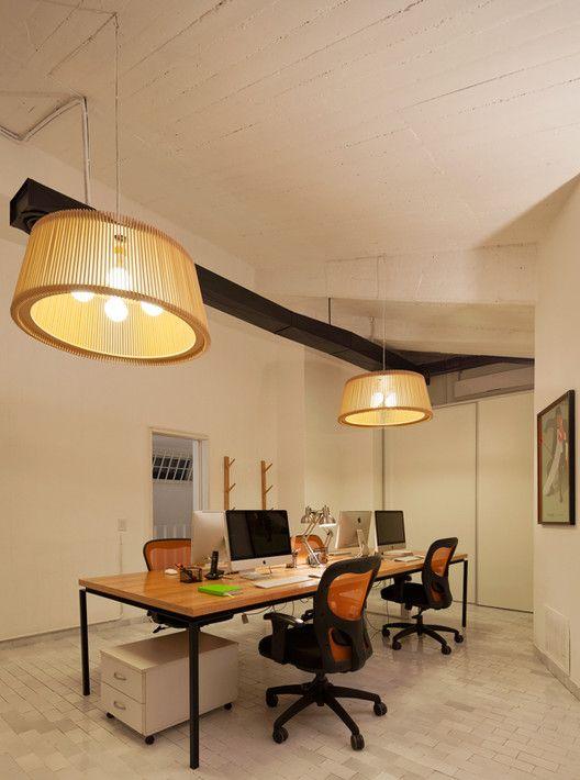 Oficinas DHNN Creative Agency,© Federico Cairoli