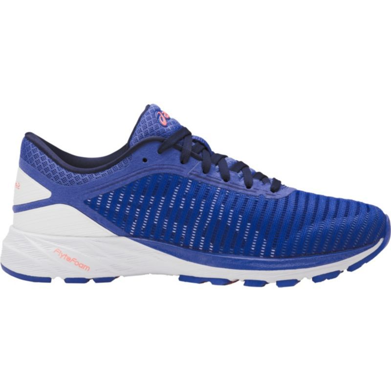 Asics Women's DynaFlyte 2 Running Shoes, Blue | Running ...