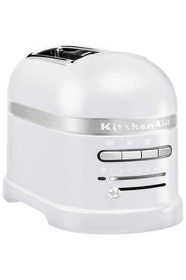 Kitchenaid 5KMT2204EFP BLANC GIVRE | Grille pain, KitchenAid et Givre